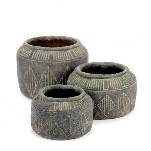Pot Serax PHARAOH
