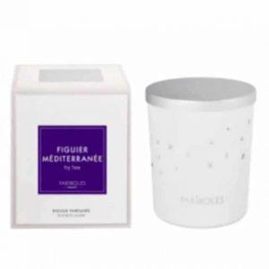 Bougies parfumées – Figuier