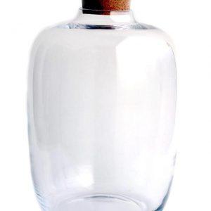 Bocal  Sintra  verre transparent