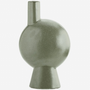 vase moderne en grès